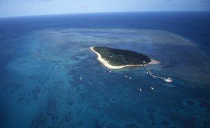 グリーン島jの写真素材 [FYI00309938]