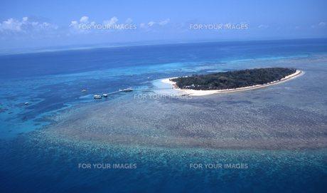 グリーン島の写真素材 [FYI00309950]