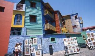 ブエノスアイレスの写真素材 [FYI00310073]