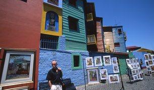 ブエノスアイレスの写真素材 [FYI00310084]