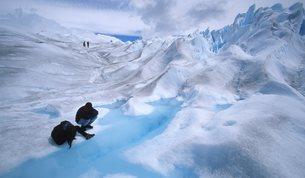 氷河の素材 [FYI00310100]