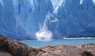 氷河の写真素材 [FYI00310106]