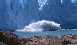 氷河の写真素材 [FYI00310117]