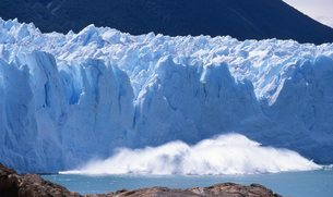 氷河の写真素材 [FYI00310122]