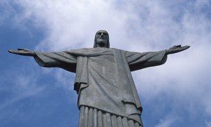 キリスト像の写真素材 [FYI00310144]