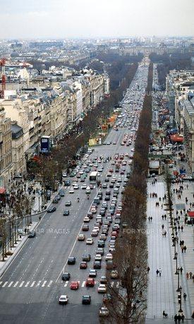 パリの写真素材 [FYI00310253]