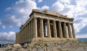 アテネの写真素材 [FYI00310282]