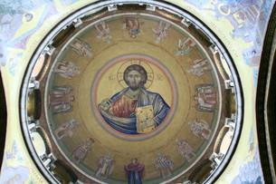 聖墳墓教会の写真素材 [FYI00310287]