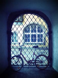自転車の写真素材 [FYI00310753]