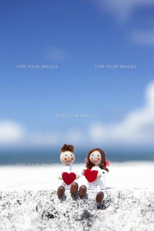 幸せなカップルの素材 [FYI00310778]