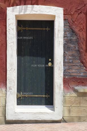ドアの写真素材 [FYI00310830]