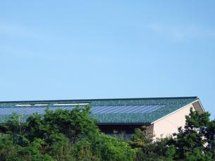 太陽発電の写真素材 [FYI00310924]