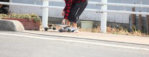 スケートボードの写真素材 [FYI00311017]