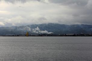 工場の煙の素材 [FYI00311121]