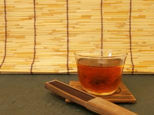 お茶でもどうぞの写真素材 [FYI00311142]