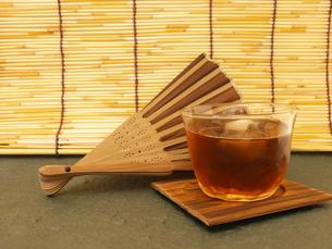 お茶でもどうぞの写真素材 [FYI00311160]