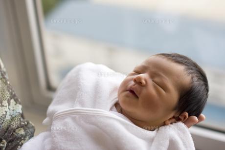 赤ちゃんの写真素材 [FYI00311433]