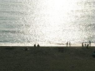 輝く海の写真素材 [FYI00311466]