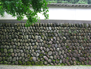 石の壁の写真素材 [FYI00311481]
