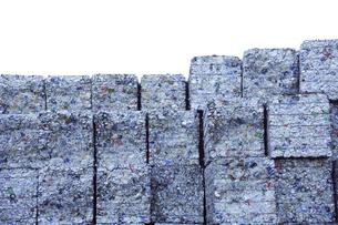 アルミ缶リサイクルの写真素材 [FYI00311513]