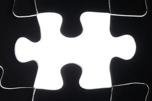 ジグソーパズルの写真素材 [FYI00311915]