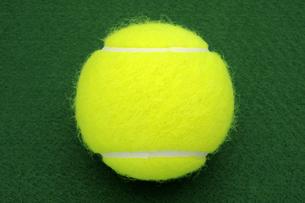 テニスボールの写真素材 [FYI00312089]
