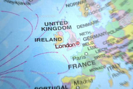 ロンドン イギリス国旗の素材 [FYI00312138]
