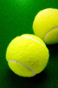 テニスボールの写真素材 [FYI00312183]