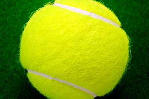 テニスボールの写真素材 [FYI00312185]