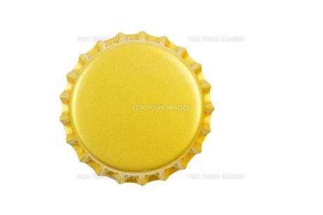 王冠 瓶の栓の写真素材 [FYI00312224]