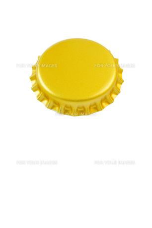 王冠 瓶の栓の写真素材 [FYI00312238]