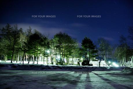 夜景の写真素材 [FYI00312438]