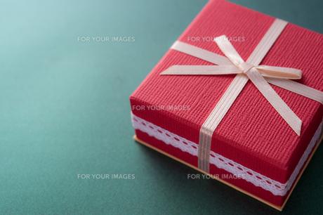 プレゼントボックスの写真素材 [FYI00312567]