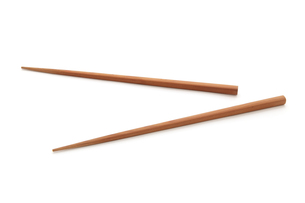 木の箸の写真素材 [FYI00312679]