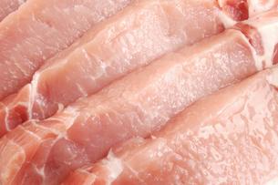 豚のロース肉の写真素材 [FYI00312730]