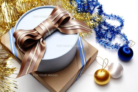 クリスマスプレゼントの写真素材 [FYI00312861]