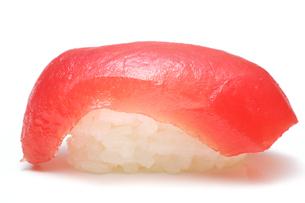 マグロの握り寿司の写真素材 [FYI00312897]