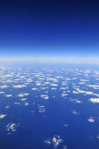 青い海と空の地平線の写真素材 [FYI00313181]