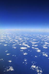 青い海と空の地平線の素材 [FYI00313206]