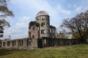 原爆ドームの写真素材 [FYI00313304]