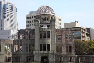 原爆ドームの写真素材 [FYI00313308]