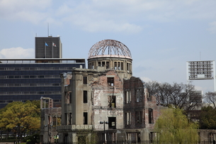 原爆ドームの写真素材 [FYI00313312]