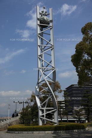 平和公園時計台の素材 [FYI00313323]