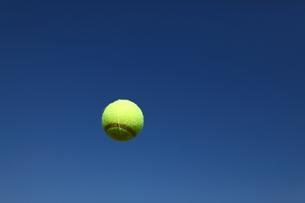 テニスボールの写真素材 [FYI00313335]