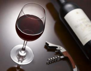 ワインの写真素材 [FYI00313423]