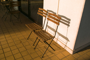 椅子の写真素材 [FYI00313426]
