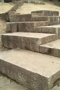 石段の写真素材 [FYI00313432]