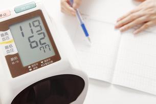 血圧レクチャーの写真素材 [FYI00313470]