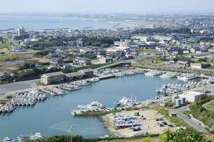 飯岡漁港2009の写真素材 [FYI00313612]