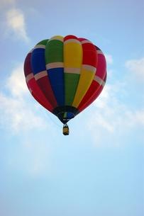 熱気球の写真素材 [FYI00313806]